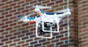 Drones see through walls using wifi