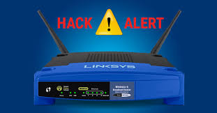 Linksys Router Hacked